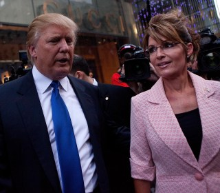 Donald Trump: I'd 'Love' to Pick Sarah Palin for Cabinet Spot