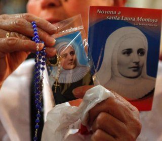 Colombia: Saint Laura Devotees Not Happy with TV Depiction