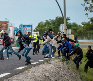 Calais Migrant Crisis: Extra Police Dispatched to French Border City