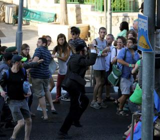 Knife-Wielding Man Attacks Jerusalem Gay Pride Parade