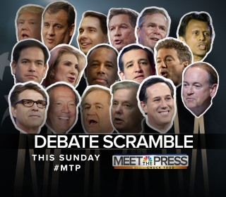 Sunday on MTP: Debate Scramble