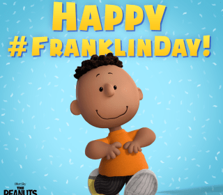 Happy Franklin Day: First Black 'Peanuts' Character Honored