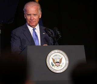 Will Joe Biden Challenge Hillary Clinton for Democratic Nomination?
