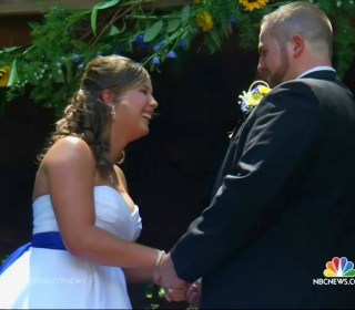 Couple Gets Married Again After Wife's Memory Loss