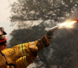 Rocky Fire in California Swells to 54,000 Acres