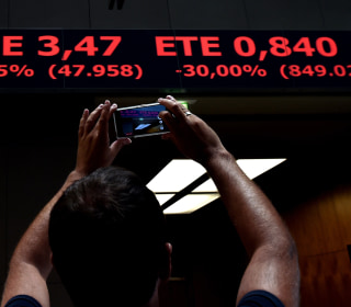 Greek Stock Market Plunges 20 Percent After Finally Reopening