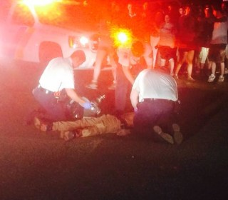 Two Shot After J. Cole Concert in New Jersey