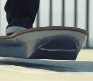 Lexus Takes the Wraps Off Its Mysterious Slide Hoverboard