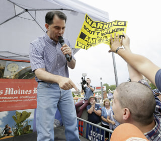 Scott Walker: Politicians 'Trying To Distract' With Birthright Citizenship