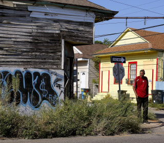 Hurricane Katrina Survivors Recall Hardships a Decade Later