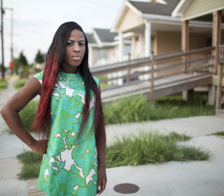 Arianna Evans, Face of Hurricane Katrina Misery, Continues Her Journey