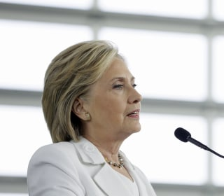 Clinton Camp Extends Its TV Ads in Iowa, New Hampshire