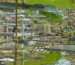 Teresita Fernandez Transforms Iconic NY Park Into Work of Art