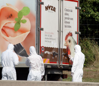 Truck 'Full of Bodies' Found in Eastern Austria: Official
