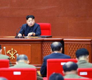 North Korea's Kim Jong Un Says Nuclear Might Sealed Deal With South