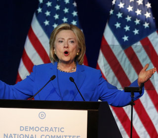 Hillary Clinton: Biden Buzz Isn't Impacting My Support
