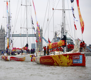 Clipper Round the World Yacht Race: 'Human Will Against Nature'