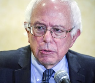 Bernie Sanders: Clinton's Email Use 'Not a Good Practice'