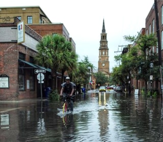 Tropical Storm Erika's Aftermath: Flooding in Carolinas, Flood Warnings for Florida