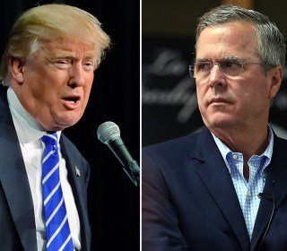 Trump vs. Bush: The Gloves Are Now Off