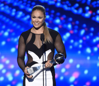 MMA Fighter Ronda Rousey Accepts Invite to Marine Ball