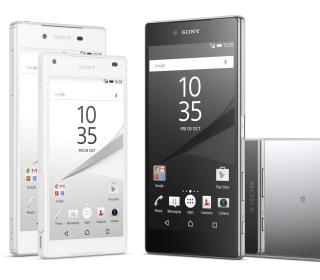 Sony's Z5 Smartphone Series Revamps Cameras and Goes 4K