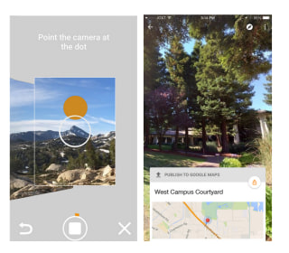 Google App Lets You Create Your Own 360-Degree Street View