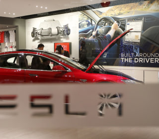 Ex-Tesla Employee Charged With Posting Confidential Info on Web