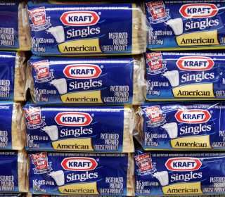 Kraft: Ten Times More Cheese Singles Affected by Recall
