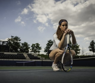 Tennis Ace Alexandra Riley Travels the World in Pursuit of a Top Ranking