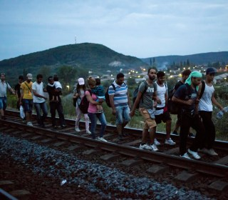 Austria, Germany to Allow Migrants and Refugees Into Countries: Austrian Chancellor