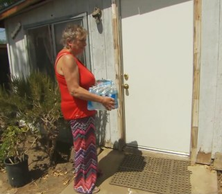 'There's No Water': Residents Plea for Help in Epicenter of California's Drought