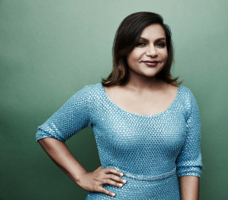Mindy Kaling's colorful office is exactly how we imaged it — take a look!