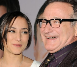 Robin Williams' Daughter, Zelda, on How She Handled Dad's Death