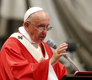 Pope Francis: Priests Can Forgive Abortion If Women Are 'Contrite'