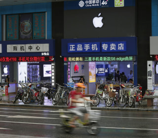 Why China Will Likely Continue to Take a Bite Out of Apple