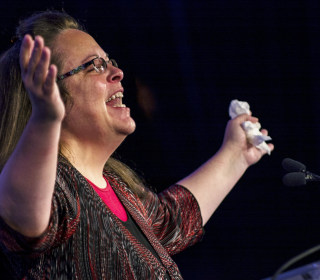 Vatican Denies Kim Davis' Meeting With Pope Francis Indicates Support