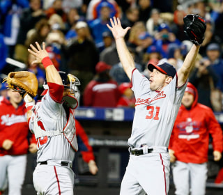 Nats Ace Max Scherzer Throws His Second No-Hitter of Season