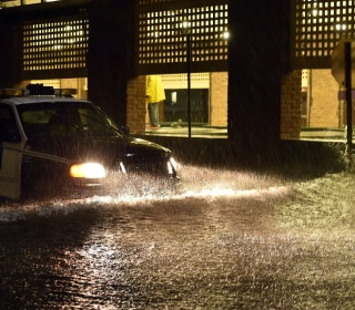 East Coast Flooding: 'Once in 200 Years' Downpour Threatens South Carolina