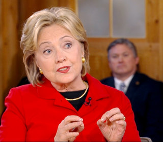 RECAP: Hillary Clinton TODAY Show Town Hall