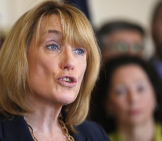Maggie Hassan Announces Senate Run in New Hampshire