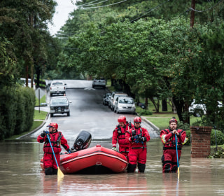 Carolinas Flooding Danger Remains as Historic Rainfall Passes