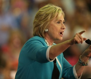 First Read: Hillary Clinton Steps on the Gas
