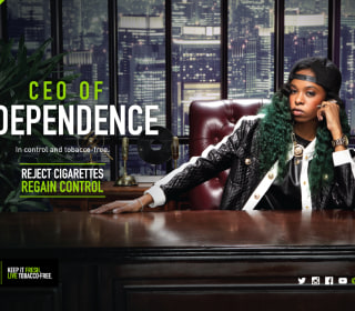 FDA Anti-Smoking Campaign Targets Teens With Hip Hop Message
