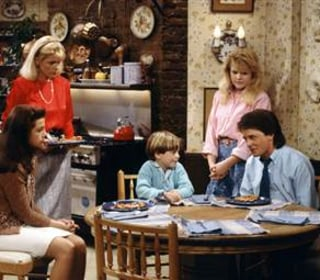 'Family Ties' Cast Reunion, Three Decades On
