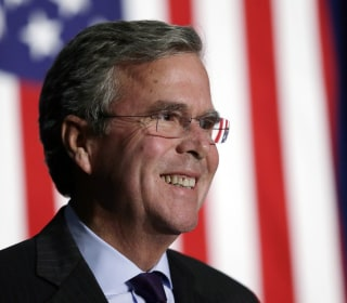 First Read: Team Jeb Bush Saturates the Airwaves