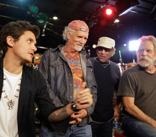 What a Trip! Grateful Dead Team With John Mayer, AmEx on Charity Tour