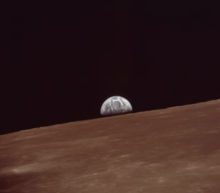 Views of Home: Earth Shines in Apollo Mission Photos