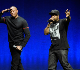 N.W.A., Nine Inch Nails Among Rock and Roll Hall of Fame Nominees