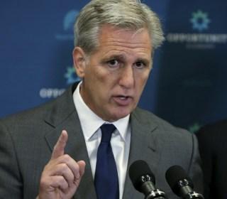Kevin McCarthy Abruptly Drops House Speaker Bid, Race Postponed
